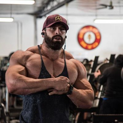 bradley martin bodybuilder