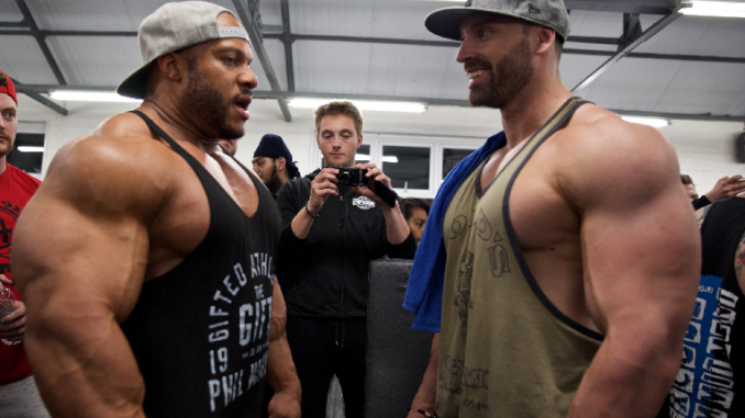 Is Bradley Martyn on Steroids, or Is He Natural?