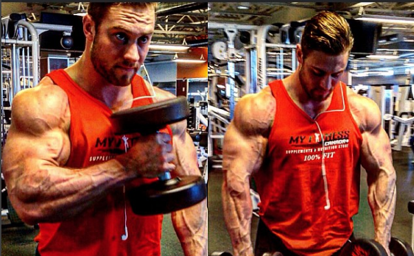 Is Chris Bumstead on Steroids?