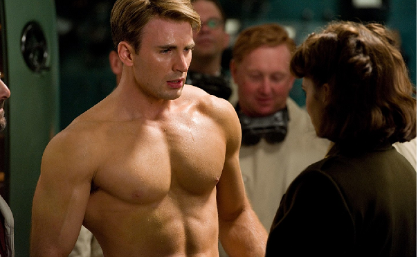 Did Chris Evans Take Steroids for Captain America?