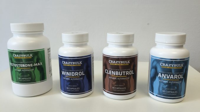 Oral Anabolic Steroids for Sale