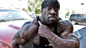 did kali muscle use steroids