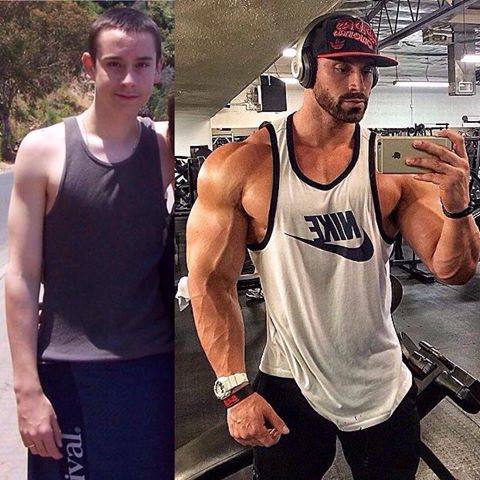 is bradley martyn natural