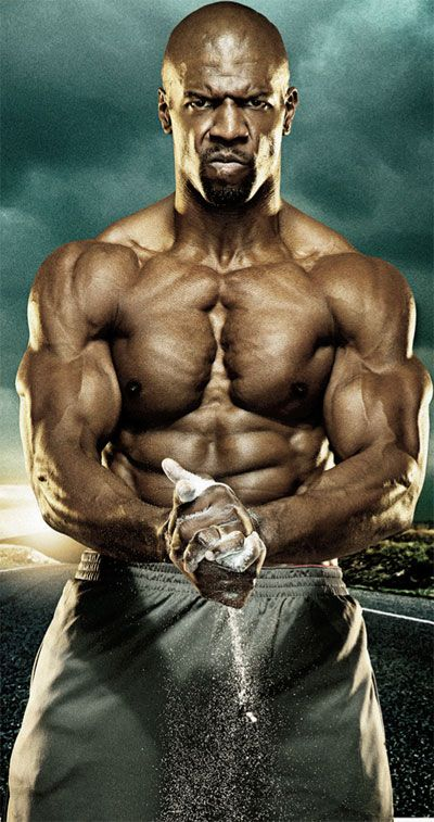 is terry crews on steroids in 2020