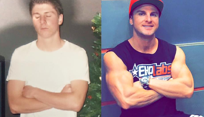 Is Josef Rakich on Steroids or Natty?