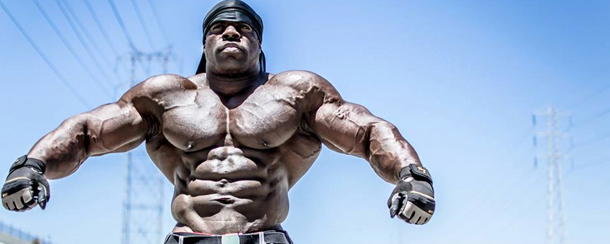 Does Kali Muscle Take Steroids or is he NATURAL?