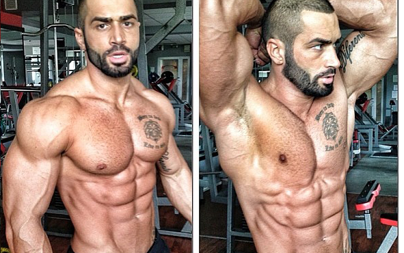 Lazar Angelov: Steroids or Natural?