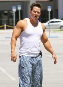 mark wahlberg steroids