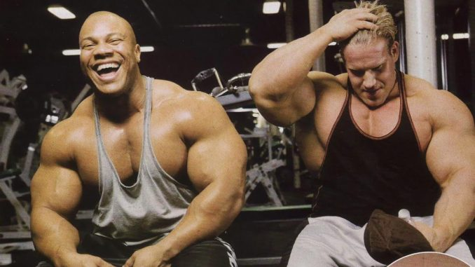 What Steroids Does Phil Heath Take?