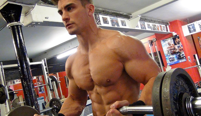 Ryan Terry: Natural or Steroids?