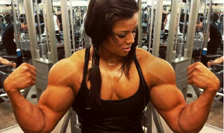 Women: Lifting Weights Won't Make You Manly, But Steroids Will…