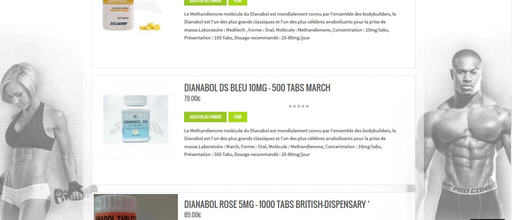 Comprar Dianabol Esteroides