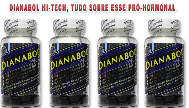 O Uso De Dianabol Como Um Suplemento