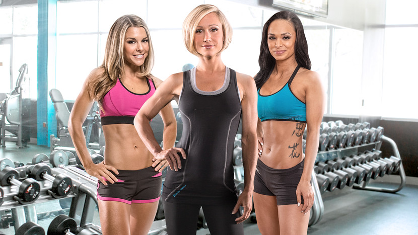 full body training program for girls