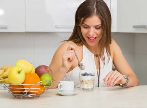 rules of nutrition for women
