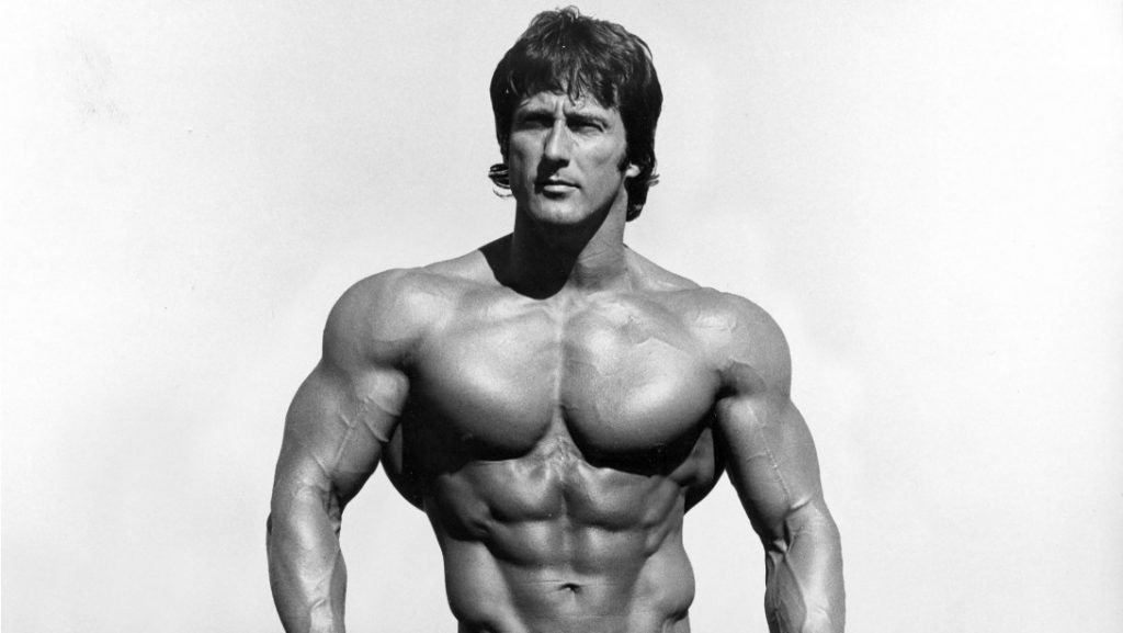 Frank Zane – the most aesthetic athlete