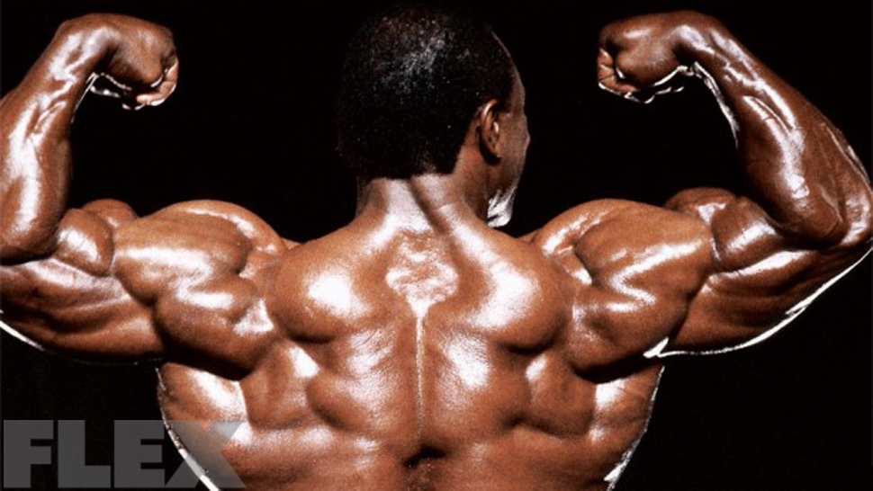 Lee Haney: principles of back training