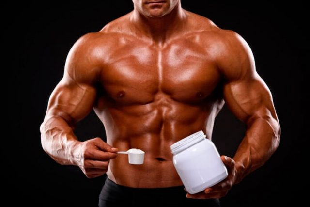 Creatine in bodybuilding: increased strength and weight gain